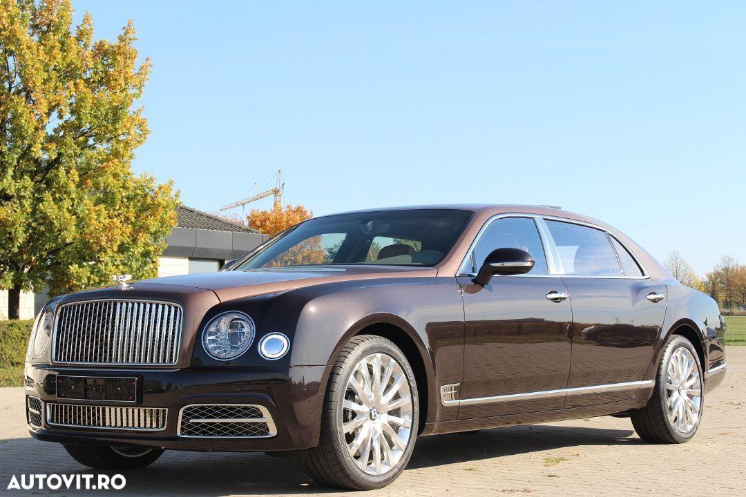 Bentley Mulsanne cele mai scumpe mașini 2