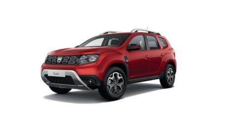 Dacia Duster Charisma, roșie ca focul, disponibilă acum. Ce bine arată interiorul!