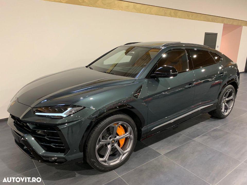 Lamborghini Urus cele mai scumpe mașini