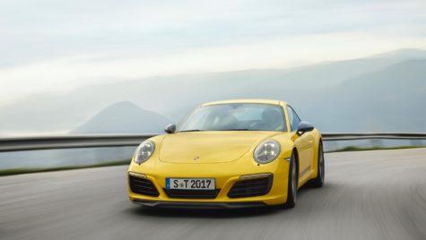 Cum urci un Porsche 911 în vârful muntelui? VIDEO