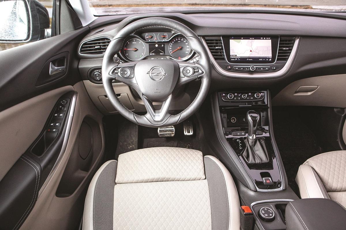 Test drive Opel Grandland X (27)