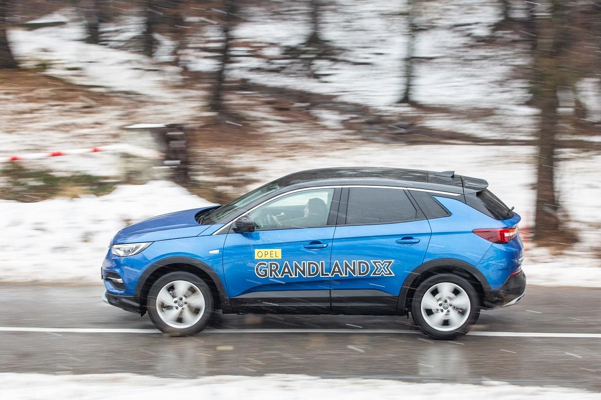 Test drive Opel Grandland X (1)