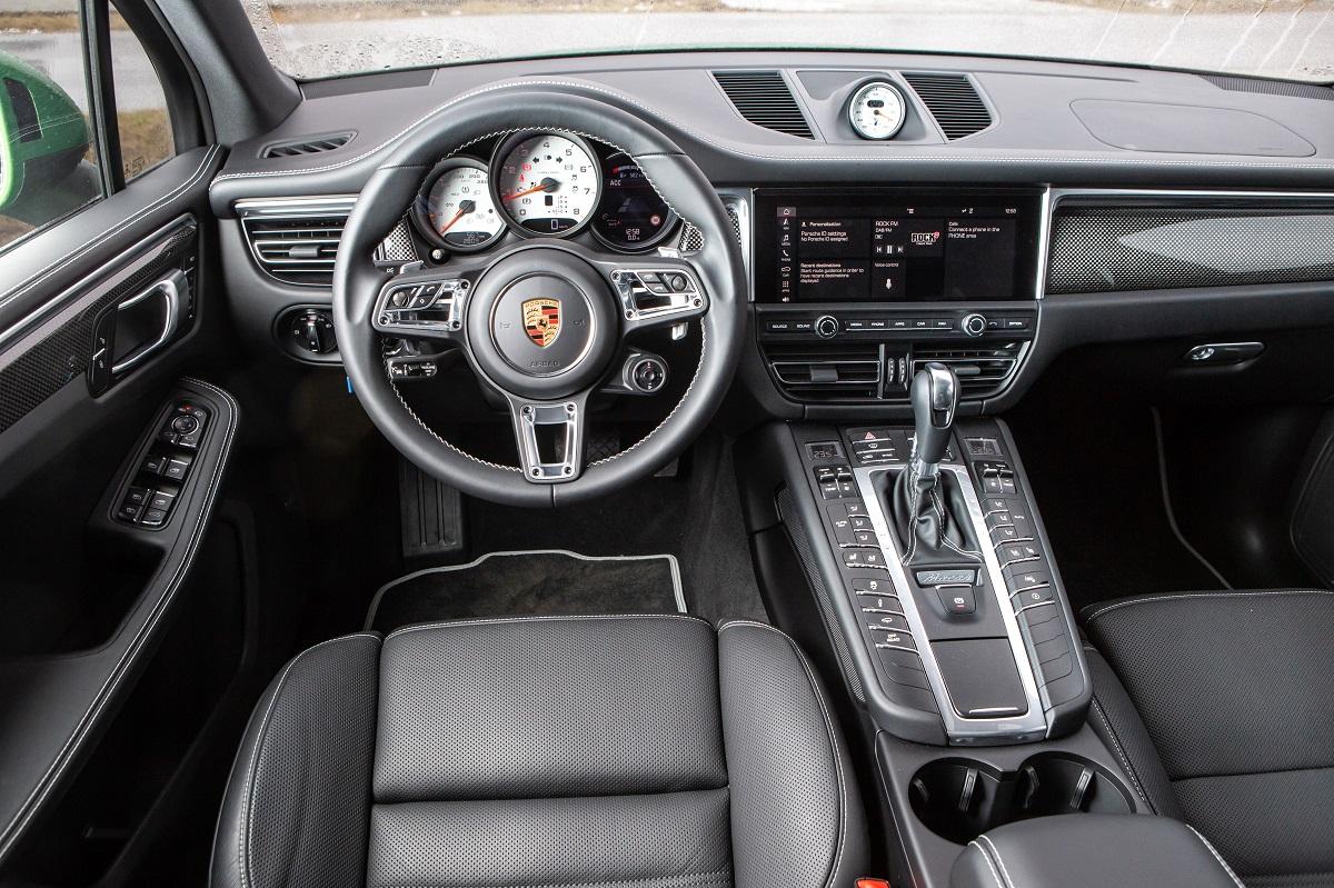 Test drive Porsche Macan facelift (2)
