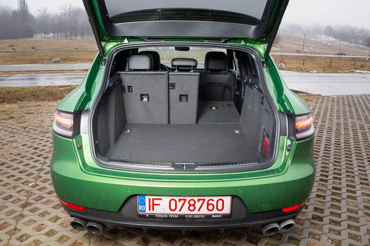 Test drive Porsche Macan facelift (3)