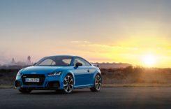 Noile Audi TT RS Coupé și Roadster – Explozii pe roți