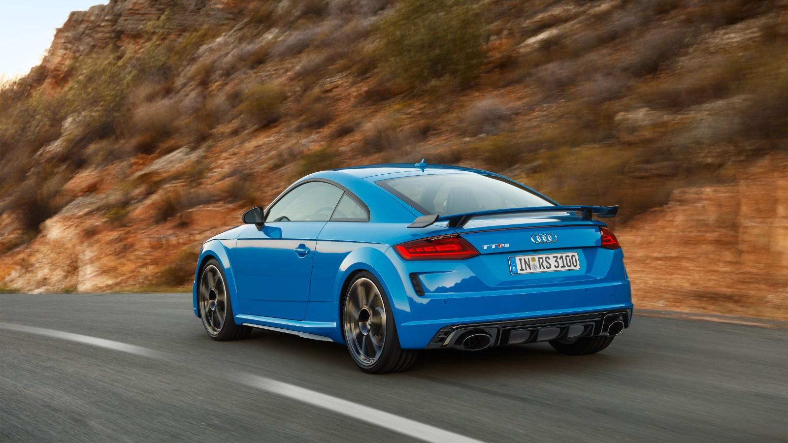 Noile Audi TT RS Coupé și Roadster (8)