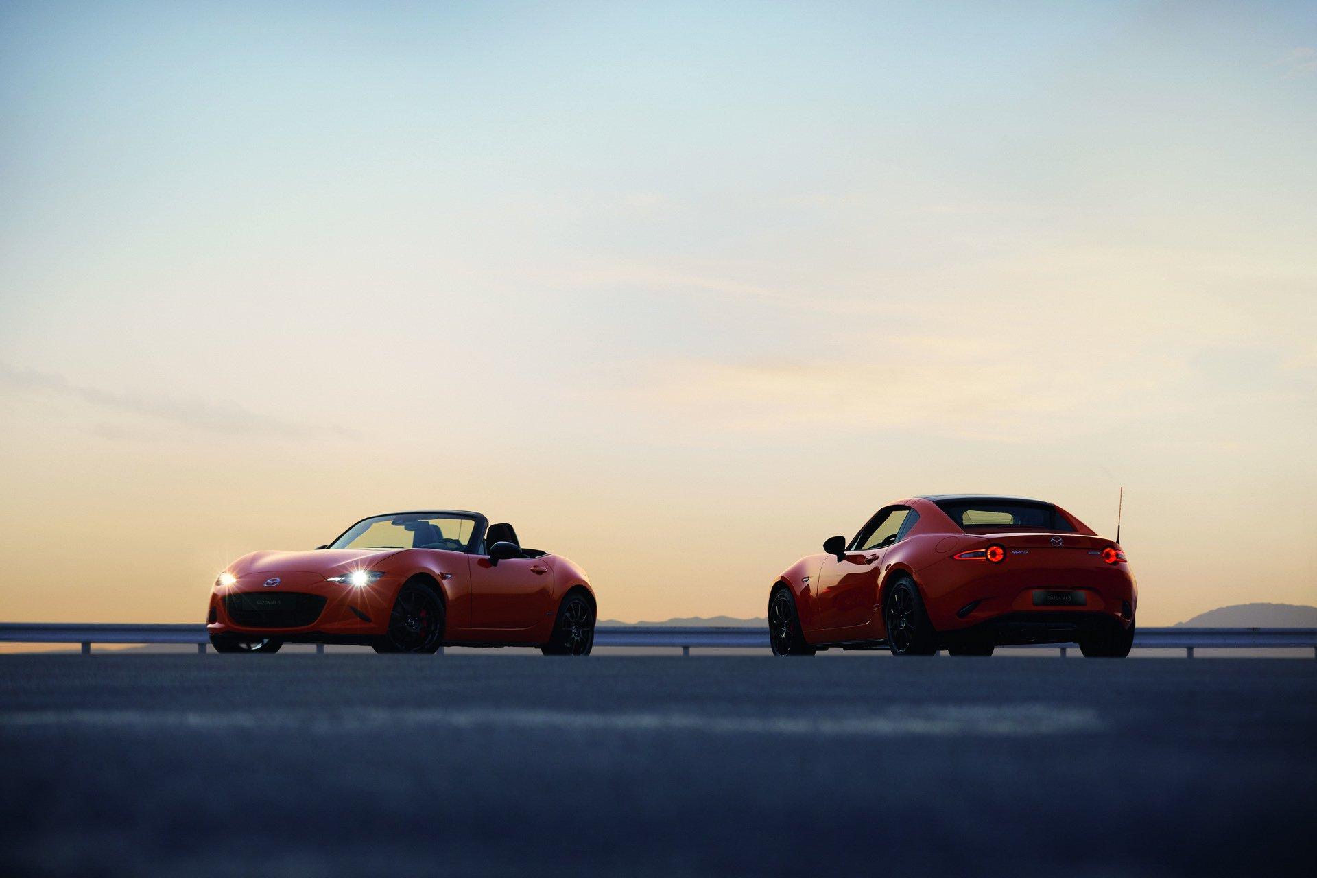 Noua Mazda MX-5 30th Anniversary Edition - Informații și fotografii oficiale (8)