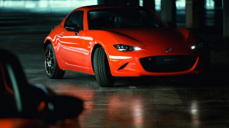 Noua Mazda MX-5 30th Anniversary Edition – Este portocalie!