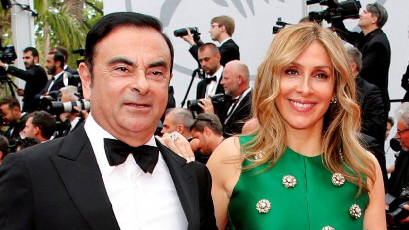 Nunta Carlos Ghosn (2)