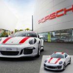 Puzzle Porsche