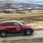 Test drive Mercedes-Benz GLE 350 d 4MATIC Coupé (4)