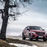 Test drive Mercedes-Benz GLE 350 d 4MATIC Coupé  – Când ai lumea la picioare