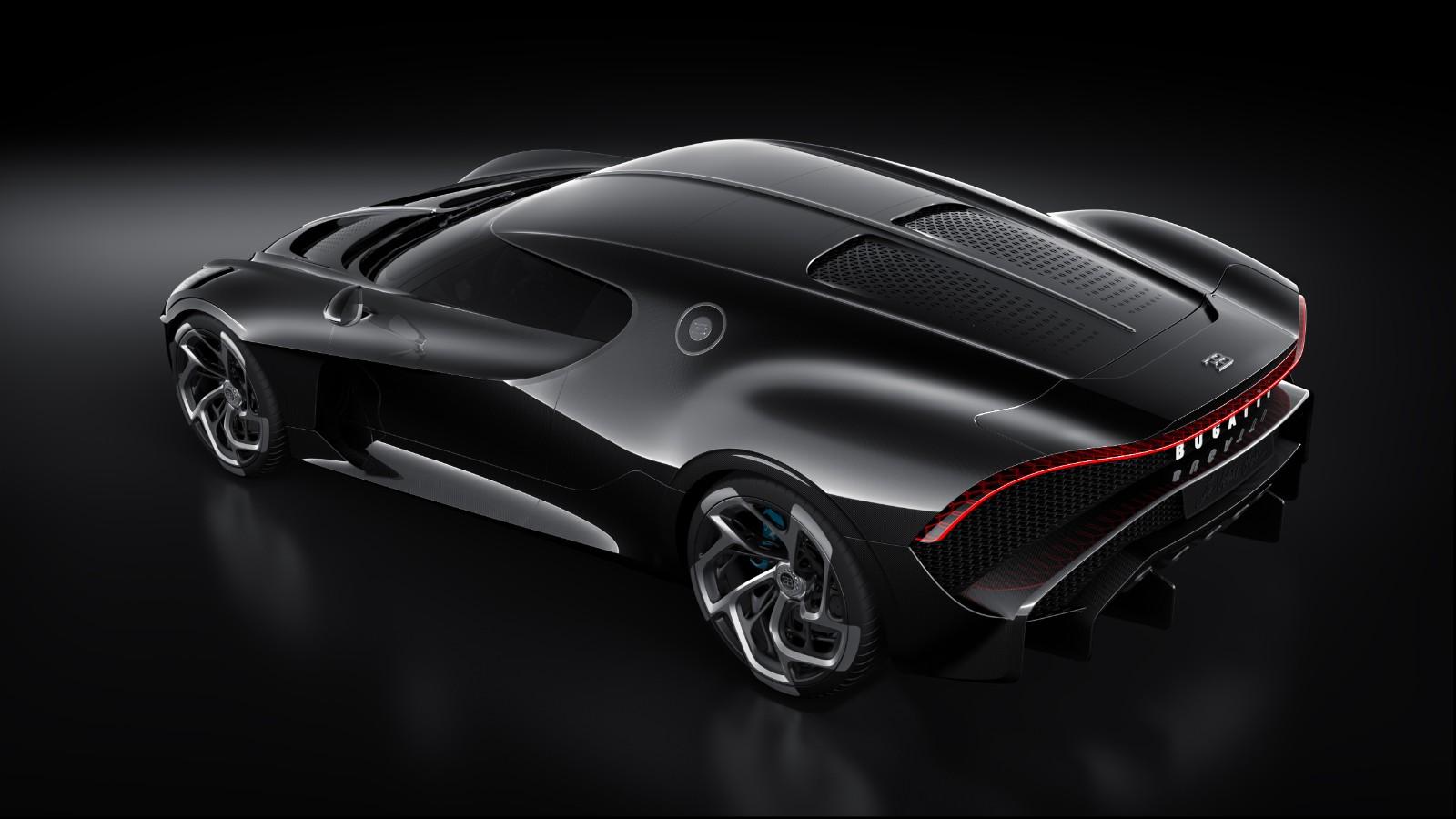 Bugatti Voiture Noire