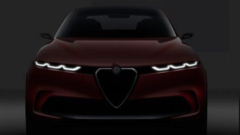 Geneva 2019 – Noul Alfa Romeo Tonale – Ce mai inventează inginerii artiști