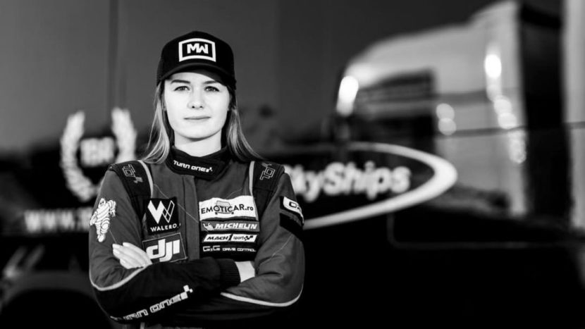 Cristiana-Oprea Femei în motorsport
