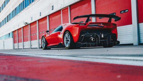 Ferrari P80/C – Mașina unicat cu preț secret, comandată de un client misterios