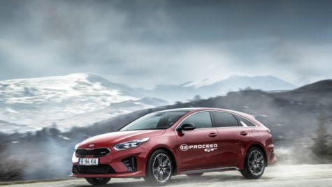 Test drive Kia Proceed GT – Cum să-ți dresezi dragonul?