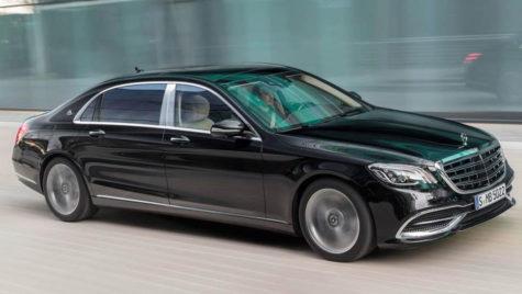 Cum arată un Mercedes-Maybach cu opționale care costă cât o mașină de lux?
