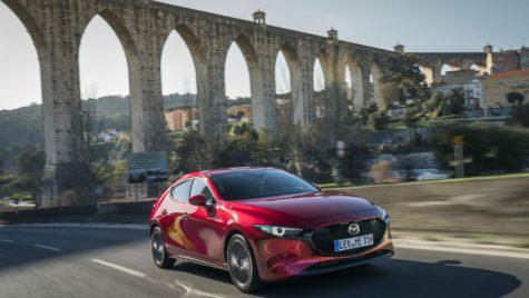 Test drive Mazda3 – 5 lucruri pe care trebuie să le știi despre cel mai frumos hatchback