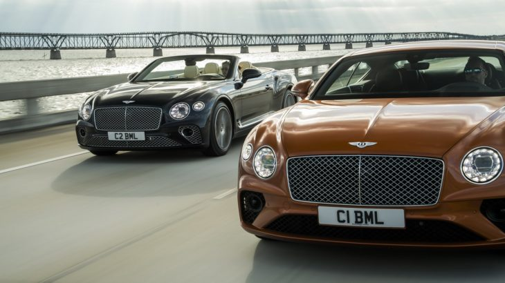 Noul Bentley Continental GT V8 – 5 lucruri interesante
