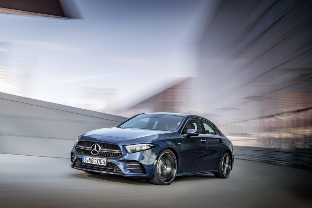 Noul Mercedes-AMG A 35 4MATIC Sedan (19)