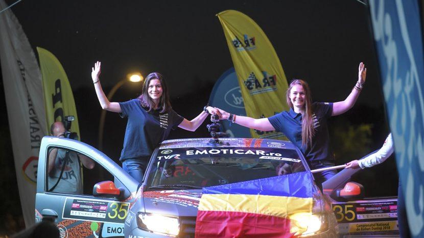 Cupa Dacia 2019 Cristiana Oprea Diana Hațegan