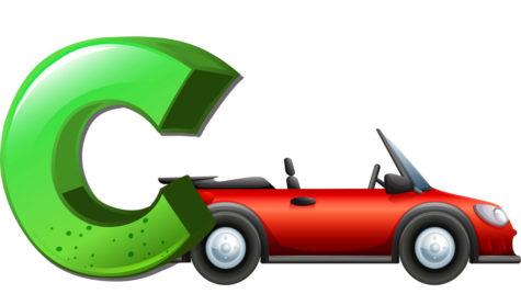 """Dicționar auto – """"C"""""""