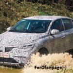 Spionaj: Un nou SUV mic Dacia în teste în România