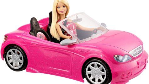 Ce mașini conduce Barbie, cea mai populară păpușă din lume?