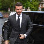 David Beckham a rămas fără permis! Ce a făcut?