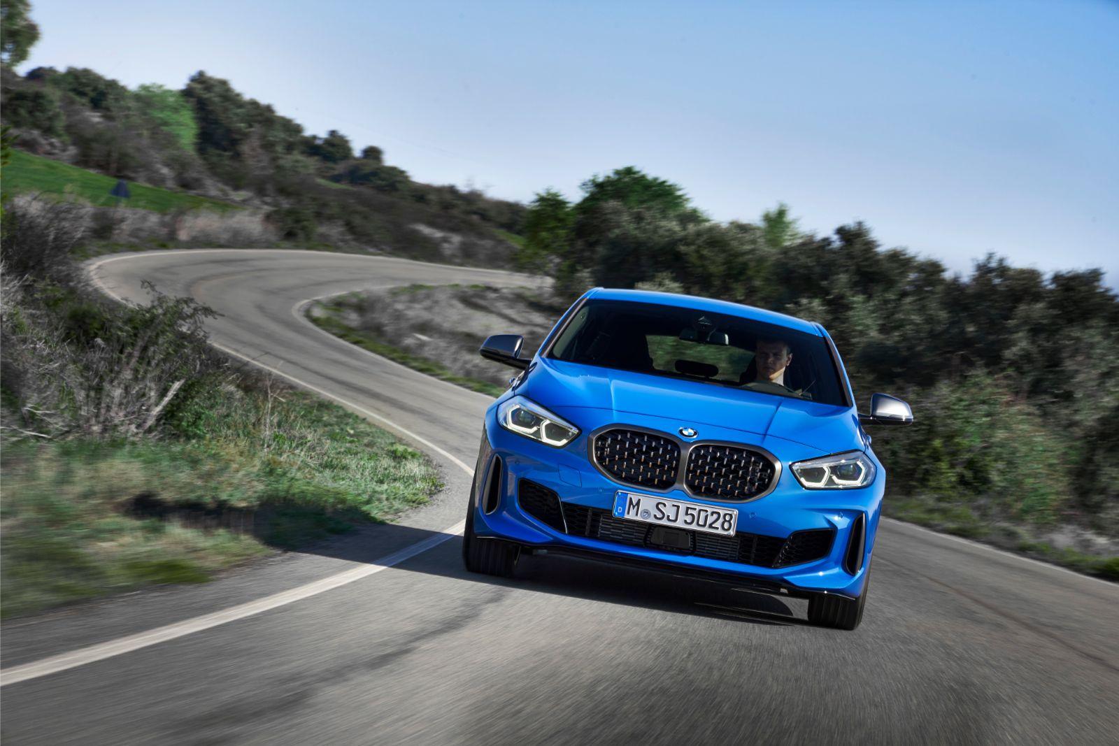 Noul BMW Seria 1 (2)