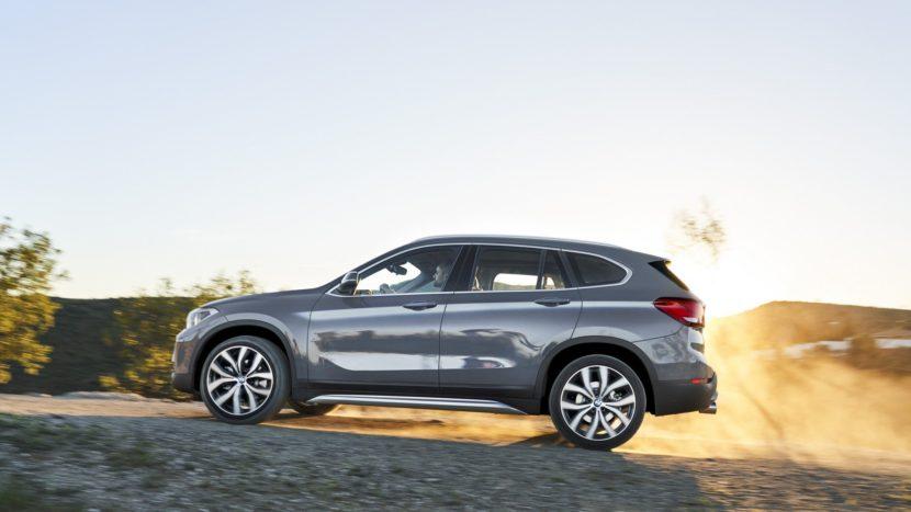 Noul BMW X1 facelift (12)