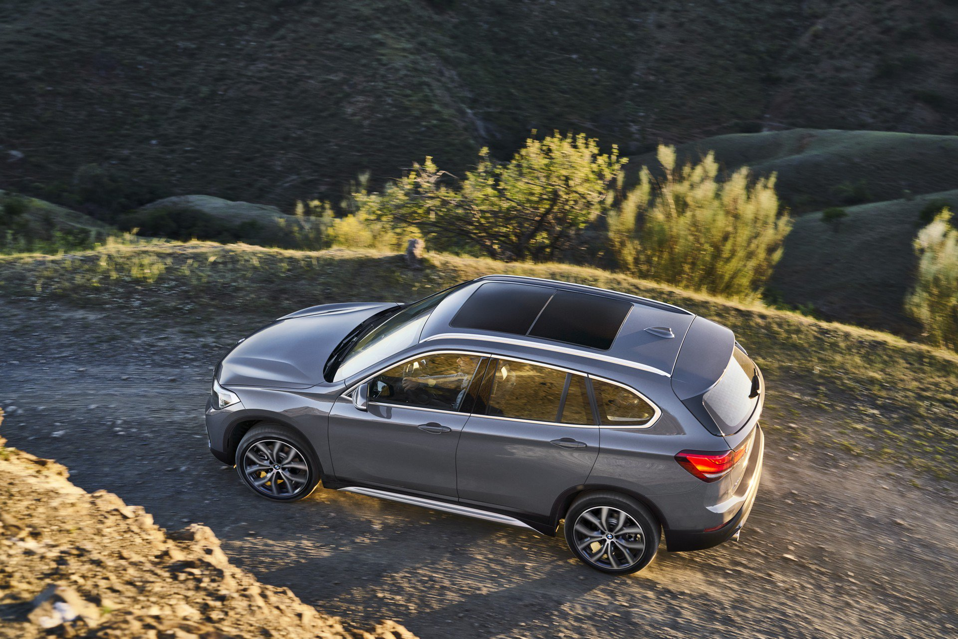 Noul BMW X1 facelift (2)