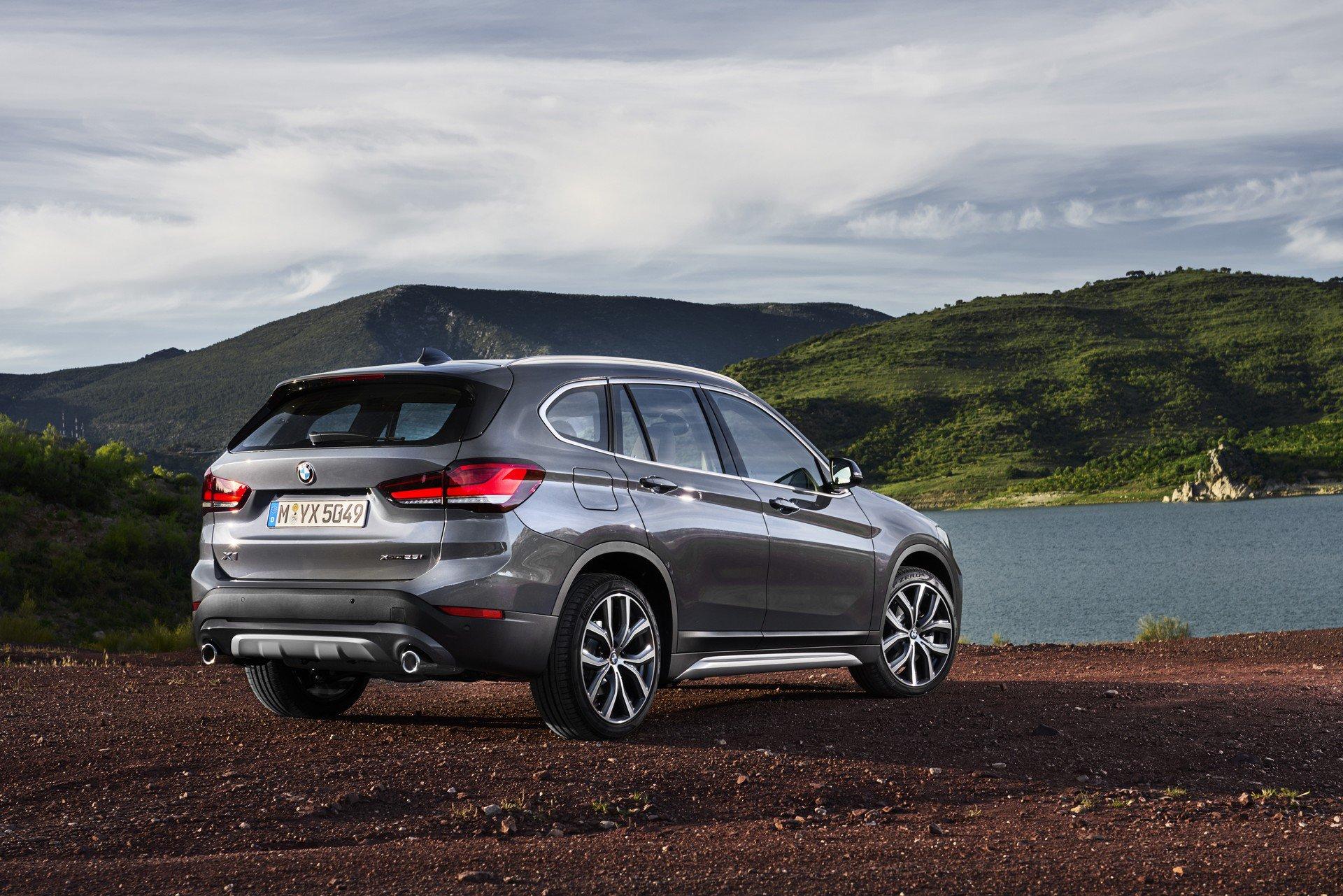 Noul BMW X1 facelift (9)