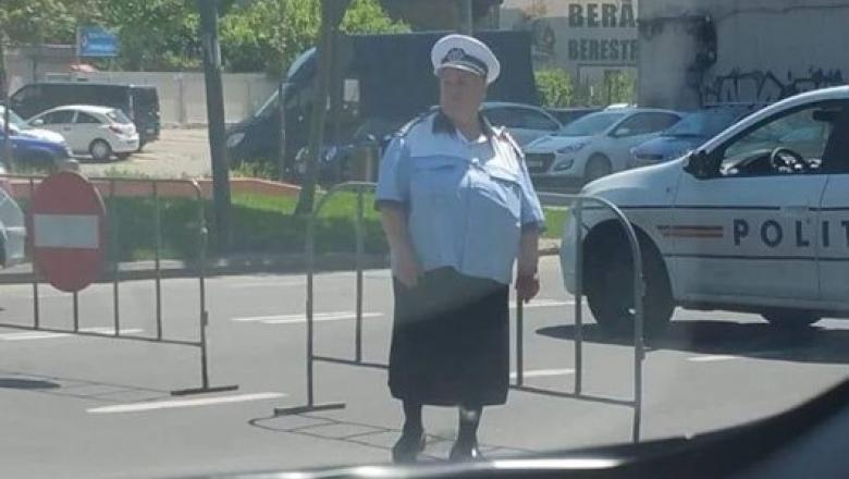 Polițistă