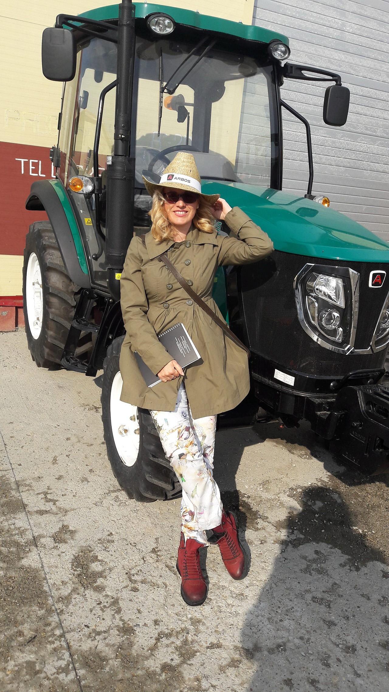 Patricia Pop tractor (5)