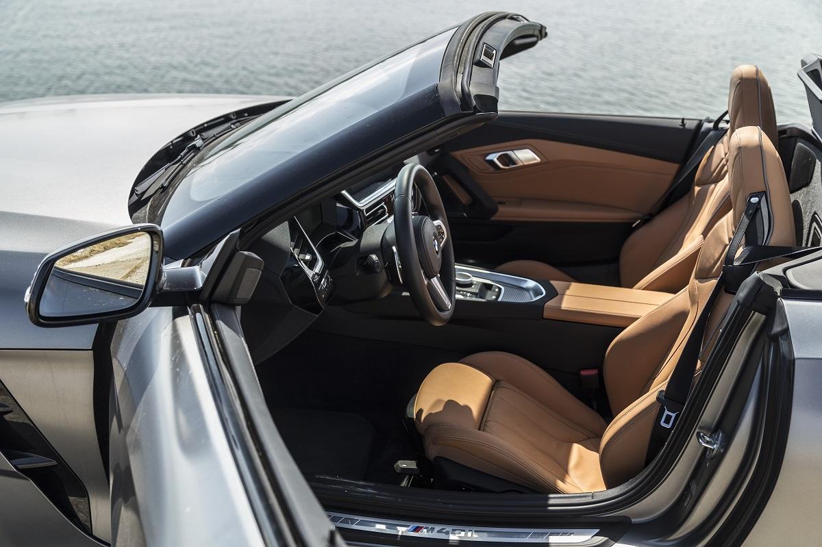 Test drive BMW Z4 M40i (12)