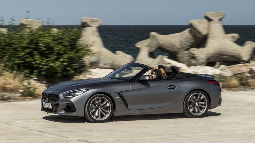 Test drive BMW Z4 M40i (2)