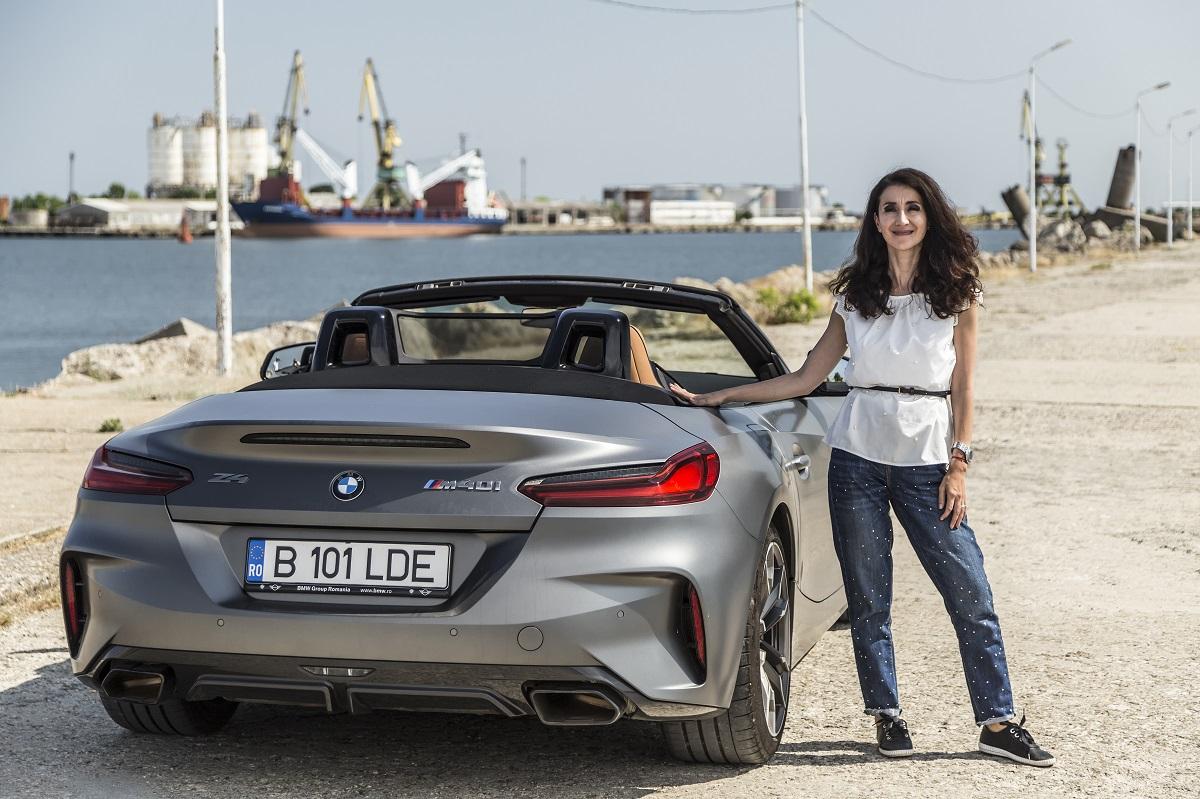 Test drive BMW Z4 M40i (4)