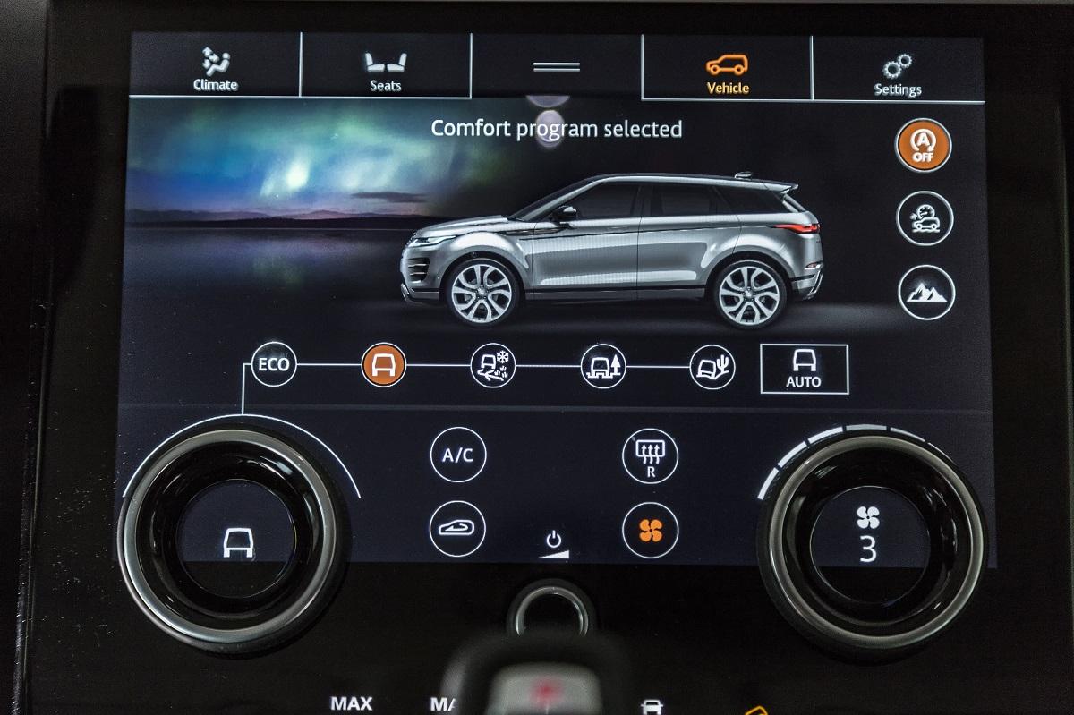 Test drive Range Rover Evoque (16)