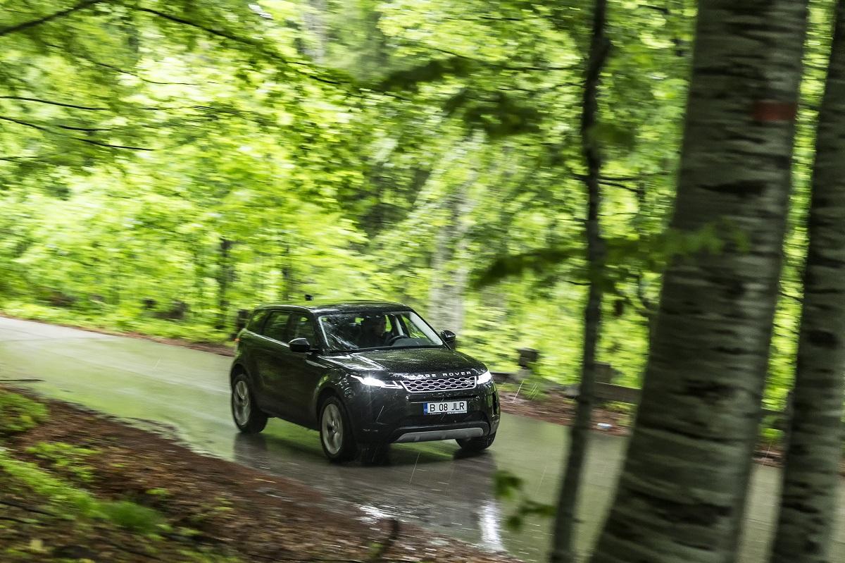 Test drive Range Rover Evoque (8)