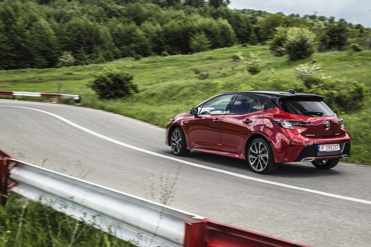 Test drive Toyota Corolla (18)