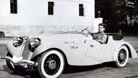 Mașina Regelui Mihai a fost Best in Show la Concursul de Eleganță Sinaia 2019