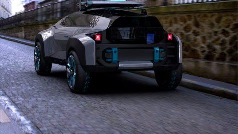 Imaginile care șochează România! Dacia Duster ar putea arăta ca un OZN în viitor!