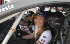 Cristiana Oprea și Diana Hațegan iau startul în Campionatul European de Raliuri