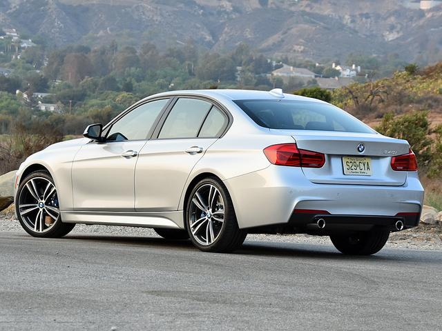 BMW Seria 3 2016