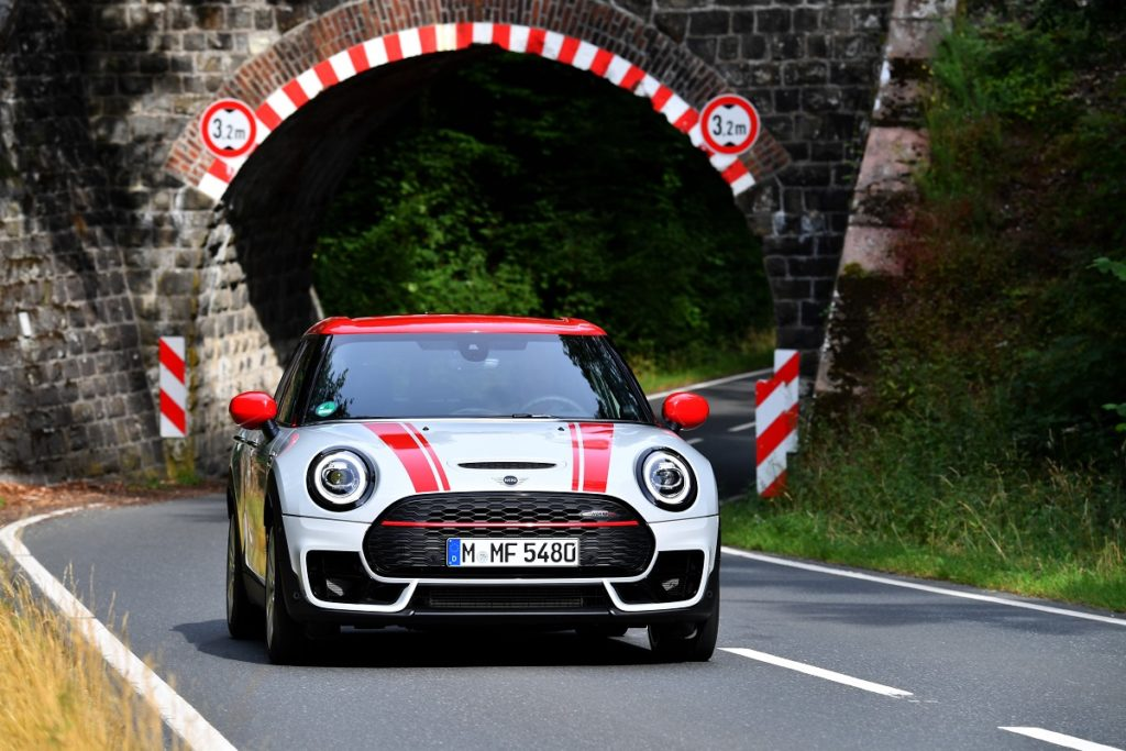 MINI John Cooper Works Clubman (11)