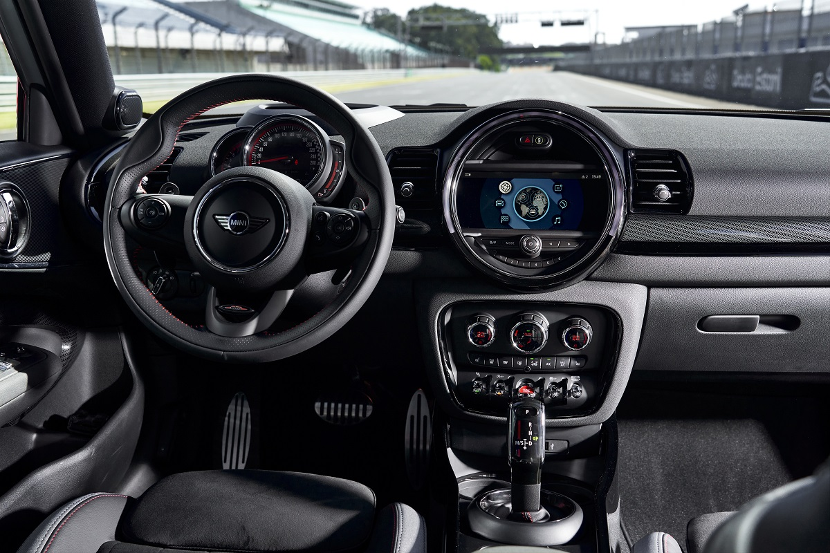 MINI John Cooper Works Clubman (7)