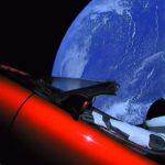 Unde a ajuns mașina lui Elon Musk, lansată anul trecut în spațiu?