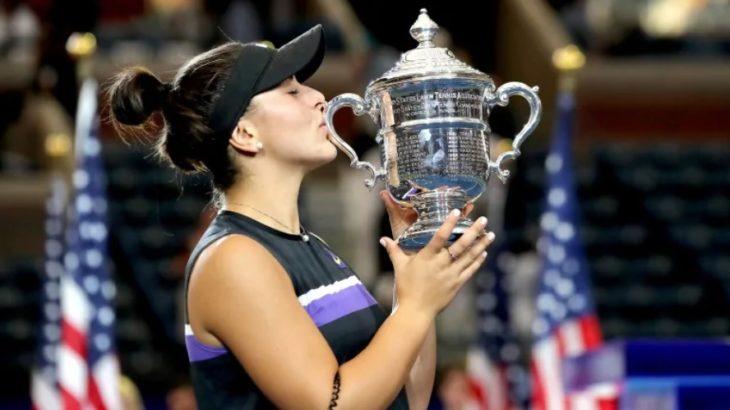Ce mașină a primit Bianca Andreescu după ce a câștigat US Open?